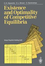 Existence and Optimality of Competitive Equilibria