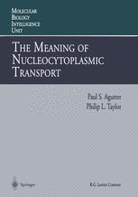 The Meaning of Nucleocytoplasmic Transport