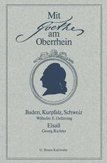 Mit Goethe am Oberrhein