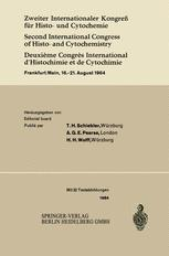 Zweiter Internationaler Kongreß für Histo- und Cytochemie / Second International Congress of Histo- and Cytochemistry / Deuxième Congrès International d'Histochimie et de Cytochimie