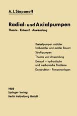 Radial- und Axialpumpen