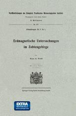 Erdmagnetische Untersuchungen im Zobtengebirge