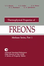 Thermophysical Properties of Freons