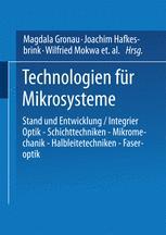 Technologien für Mikrosysteme
