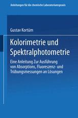 Kolorimetrie und Spektralphotometrie