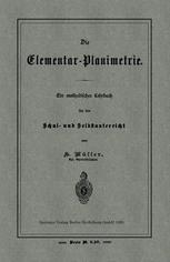 Die Elementar-Planimetrie