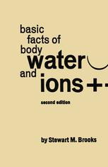 Basic Facts of Body Water and Ions