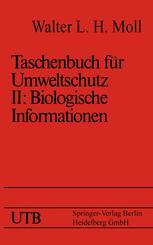 Taschenbuch für Umweltschutz