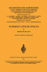 Normed Linear Spaces