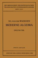 Moderne Algebra