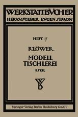 Modelltischlerei