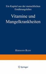 Vitamine und Mangelkrankheiten