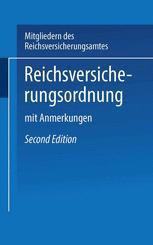 Reichs-Versicherungsordnung