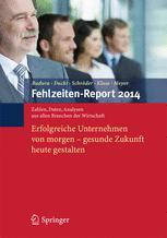 Fehlzeiten-Report 2014