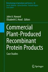 Commercial Plant-Produced Recombinant Protein Products