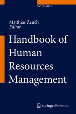 Handbook of Human Resources Management