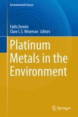 Platinum Metals in the Environment