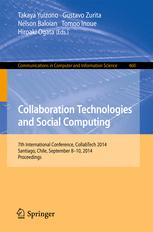 Collaboration Technologies and Social Computing
