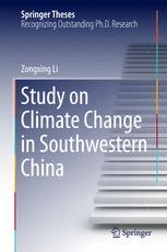 Study on Climate Change in Southwestern China
