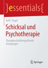 Schicksal und Psychotherapie