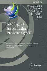 Intelligent Information Processing VII