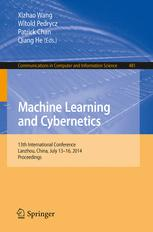 Machine Learning and Cybernetics