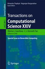 Transactions on Computational Science XXIV