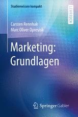 Marketing: Grundlagen