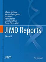 JIMD Reports, Volume 19