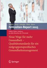 Fehlzeiten-Report 2015