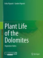 Plant Life of the Dolomites