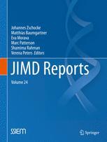 JIMD Reports, Volume 24