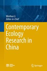 Contemporary Ecology Research in China