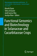 Functional Genomics and Biotechnology in Solanaceae and Cucurbitaceae Crops