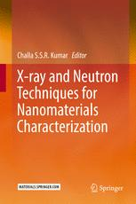 X-ray and Neutron Techniques for Nanomaterials Characterization