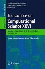 Transactions on Computational Science XXVI