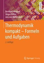 Thermodynamik kompakt – Formeln und Aufgaben