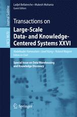Transactions on Large-Scale Data- and Knowledge-Centered Systems XXVI