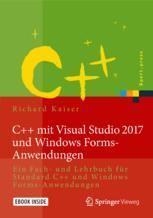 C++ mit Visual Studio 2017 und Windows Forms-Anwendungen