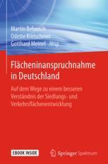 Flächeninanspruchnahme in Deutschland