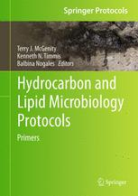 Hydrocarbon and Lipid Microbiology Protocols