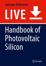 Handbook of Photovoltaic Silicon