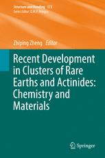 Recent Development in Clusters of Rare Earths and Actinides: Chemistry and Materials