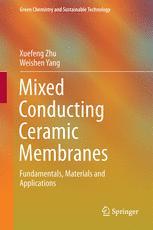 Mixed Conducting Ceramic Membranes