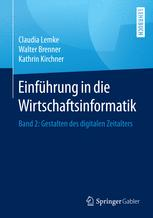 Einführung in die Wirtschaftsinformatik
