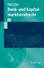 Bank- und Kapitalmarktstrafrecht