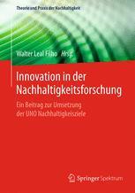 Innovation in der Nachhaltigkeitsforschung