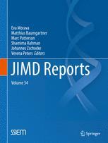 JIMD Reports, Volume 34