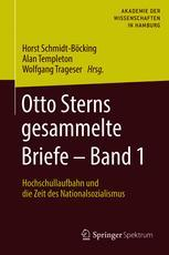Otto Sterns gesammelte Briefe – Band 1
