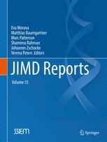 JIMD Reports, Volume 35